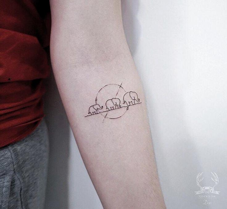 Photo of 35 Cute Mini Tattoos This Summer