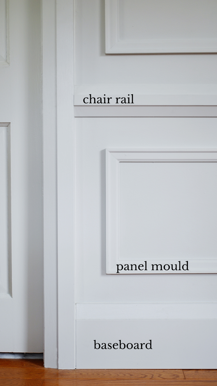 Rambling Renovators Wall Trim Ideas And Alternatives To Shiplap Wall Trim Wall Panel Molding Moldings And Trim