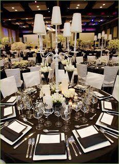 black tie affair soírÉes n hσℓí αуѕ wedding black white