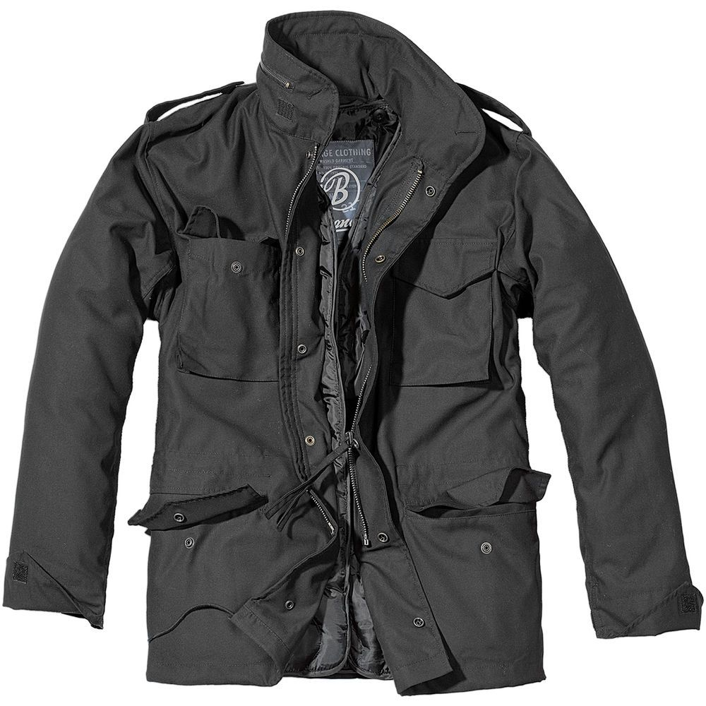 Details about Brandit Mens M65 Classic Security Field Jacket