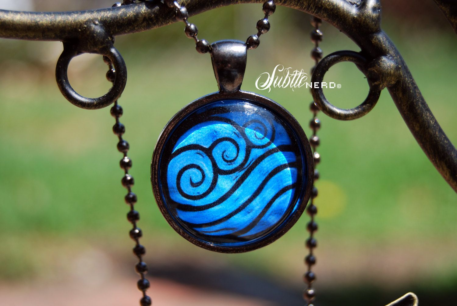Water tribe necklace from avatar the last airbender water tribe water tribe necklace from avatar the last airbender buycottarizona Gallery