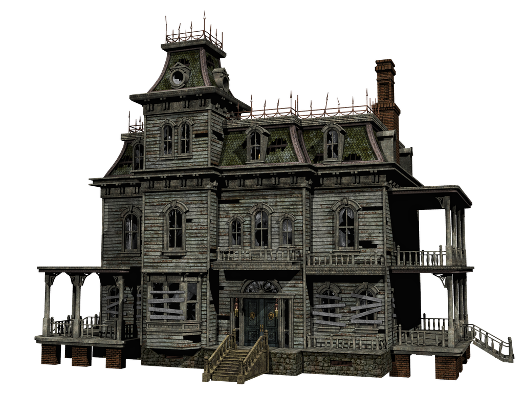 Haunted House 03 Png Stock By Https Www Deviantart Com Roy3d On Deviantart Haunted House Drawing Haunted House Clipart Scary Haunted House