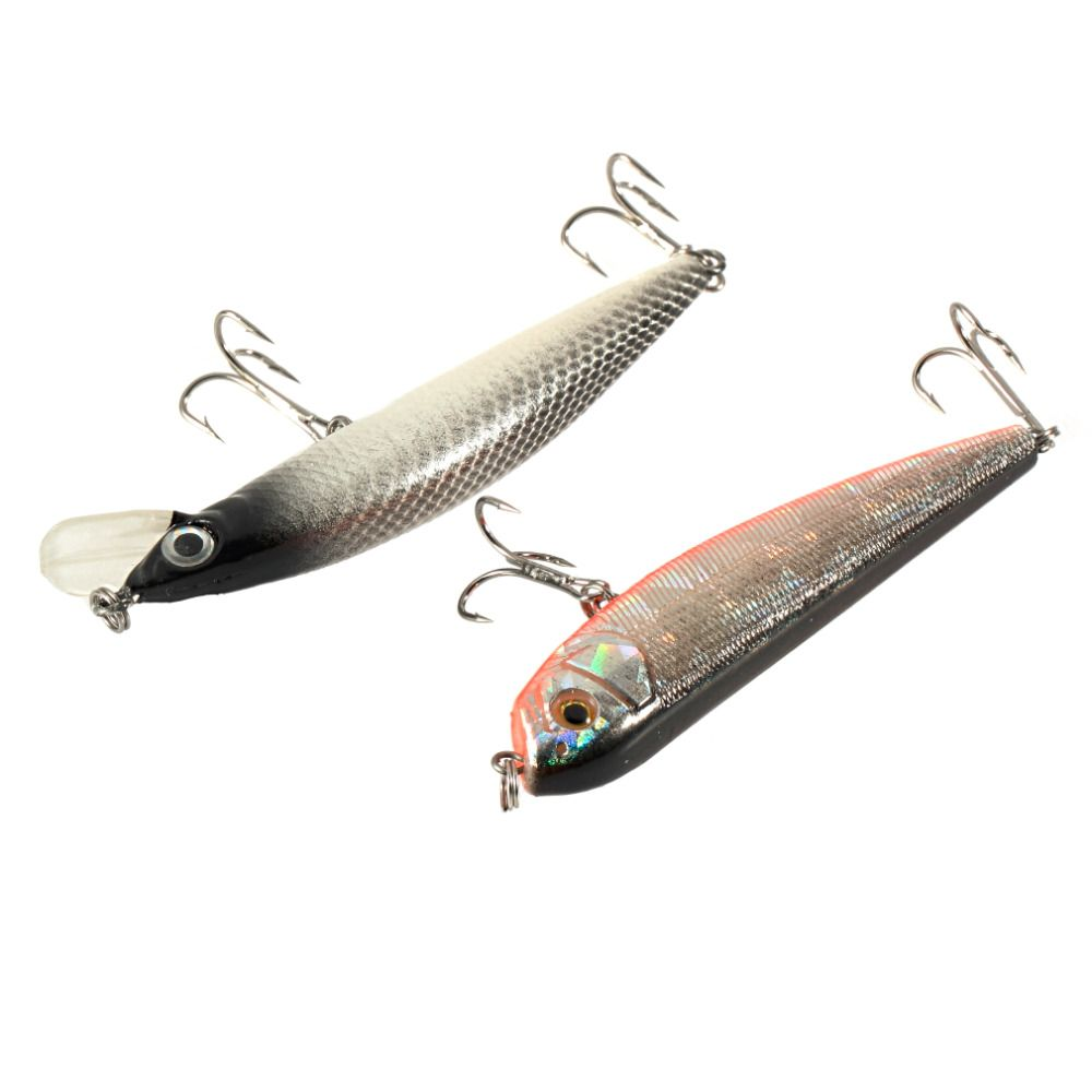 1Pc Rattling Fishing Floating Lures Tackle Sharp Hooks cheap