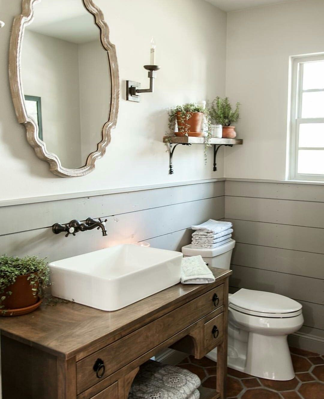 91+ Italian Farmhouse Bathroom - Best 25 Italian Farmhouse Decor ...