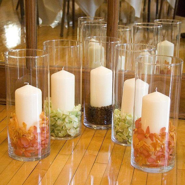 Floating Candle Wedding Centerpiece Ideas: Jessica's Wedding Ideas