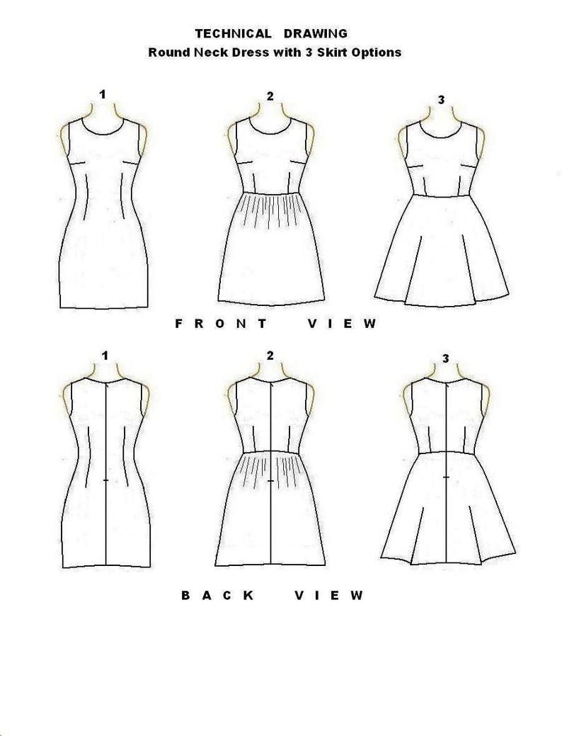 25 Perfect Summer Swing Dress Patterns [Free PDF Includes]