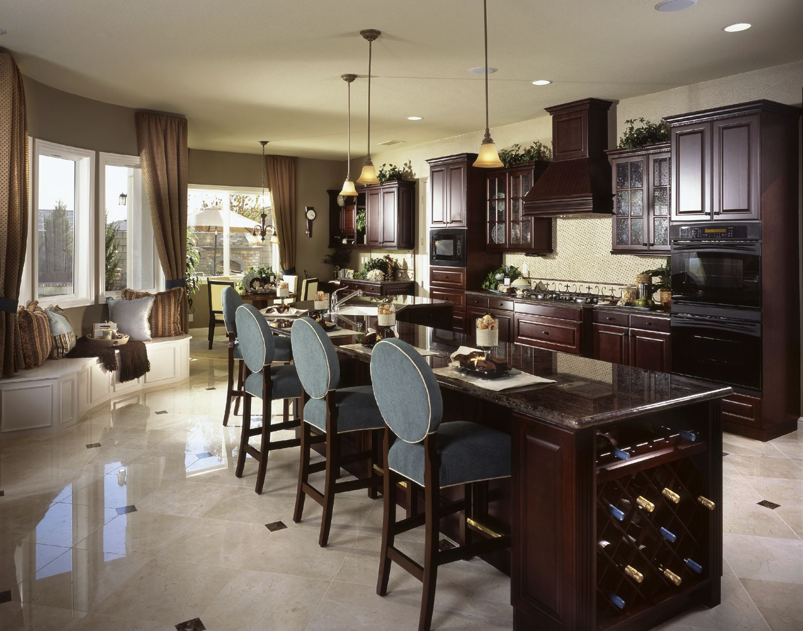 84 custom luxury kitchen island ideas & designs (pictures