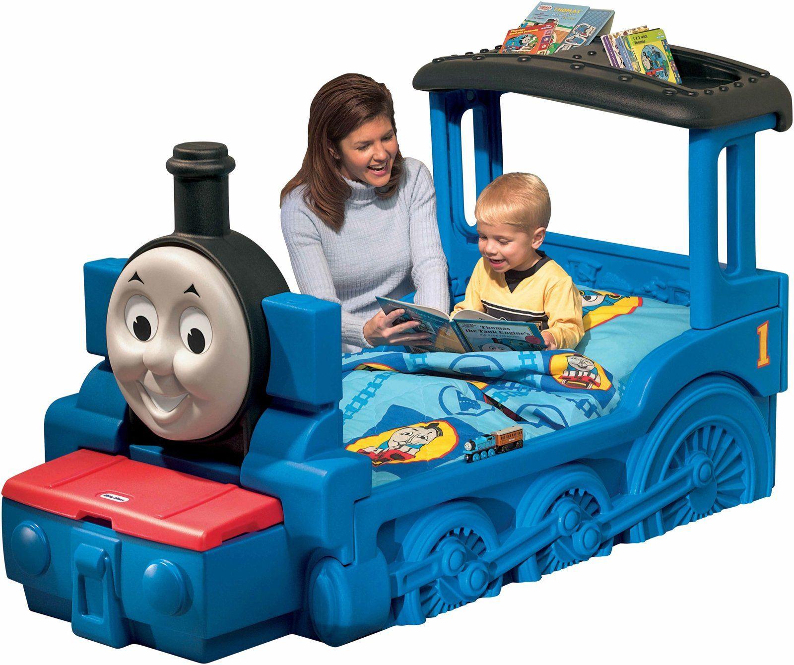 Thomas & Friends Train Bed Train bedroom