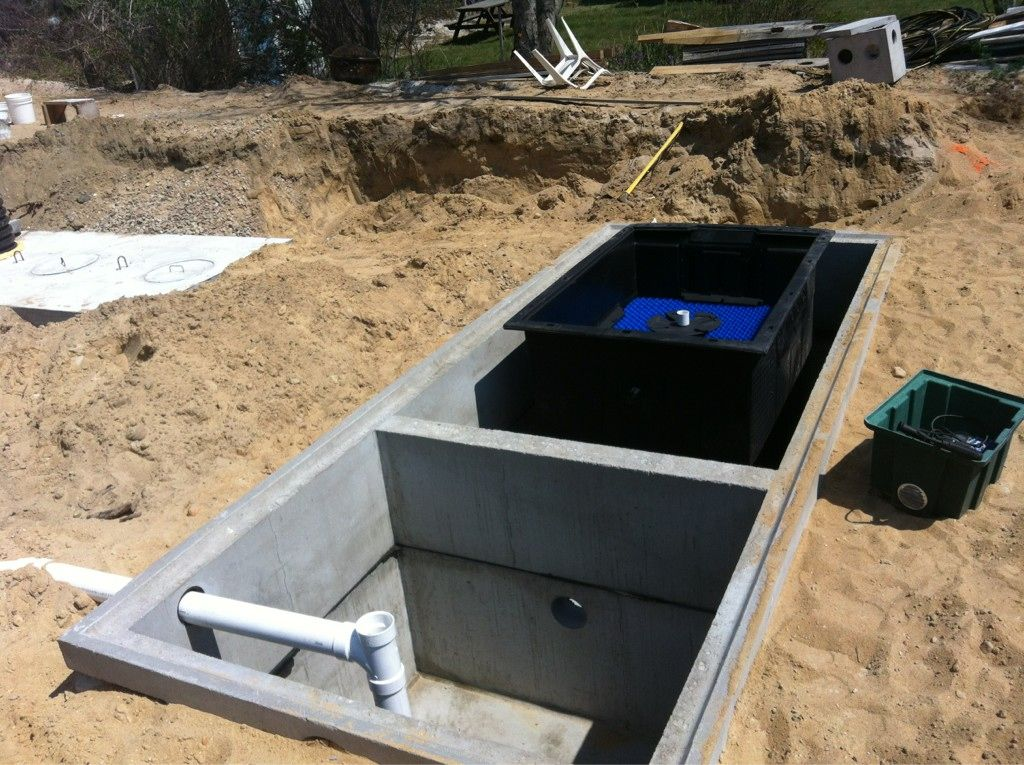 Kevin Usilton on Septic system, Sustainable development