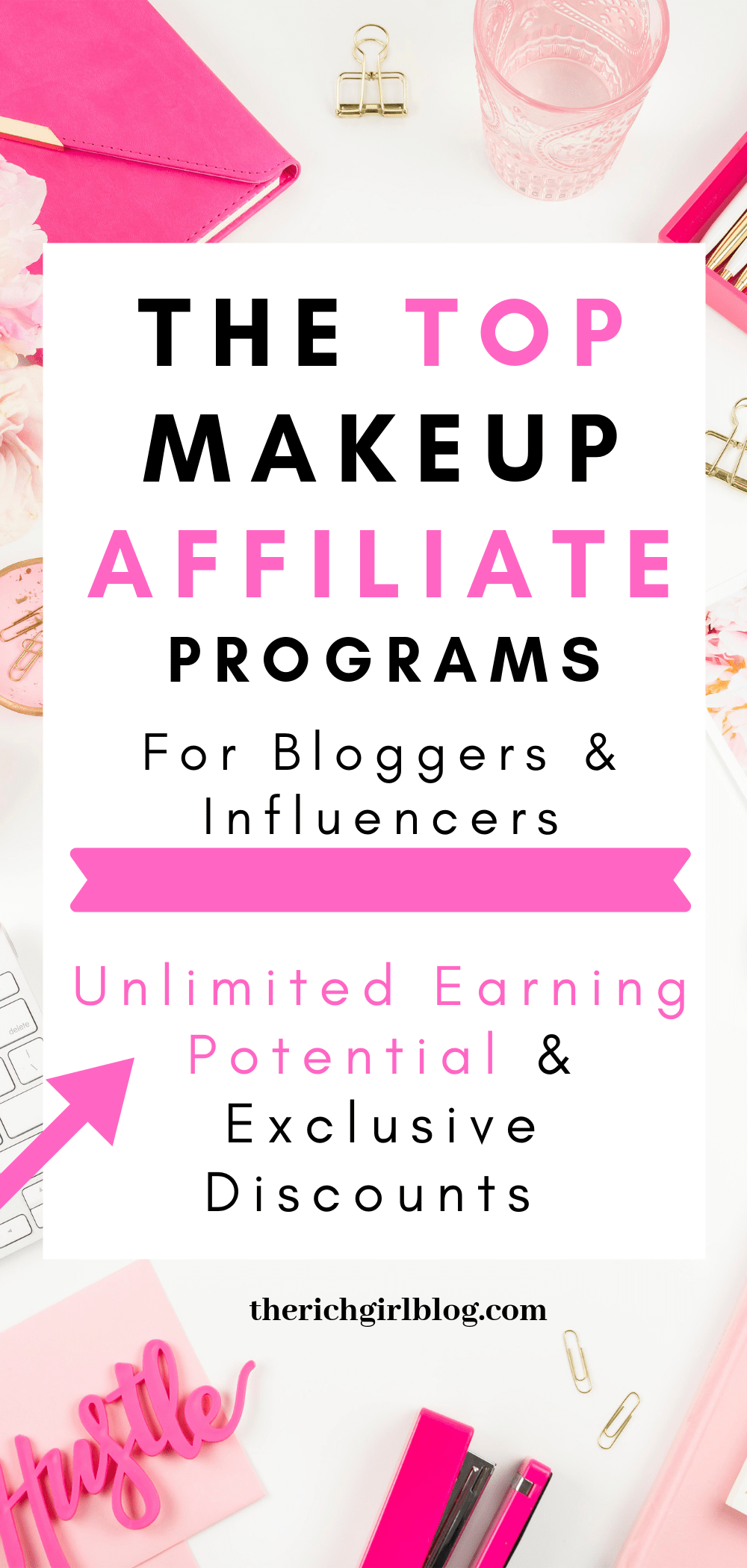 How Makeup Affiliate Programs Can Help You Make More Money
