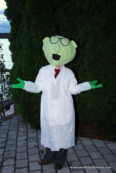 Day #305 - Muppets Halloween Costumes - Meaningfulmama.