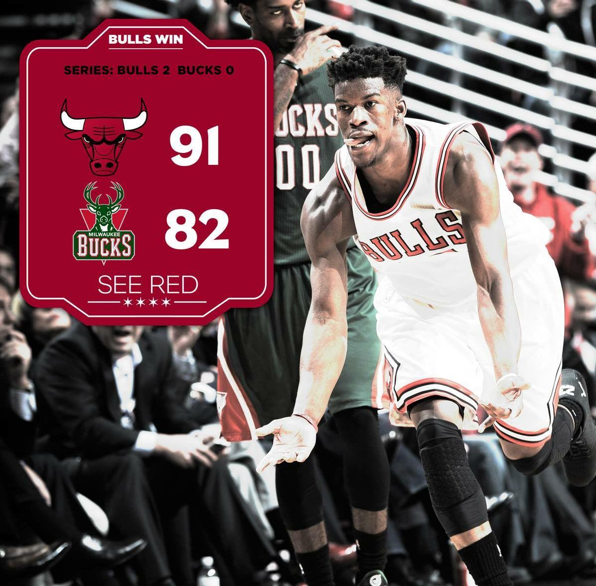Playoffs 2014 2015 First Round Game 2 Monday April 20 2015 Series 2 0 Chicago Sports Teams Chicago Sports Da Bulls