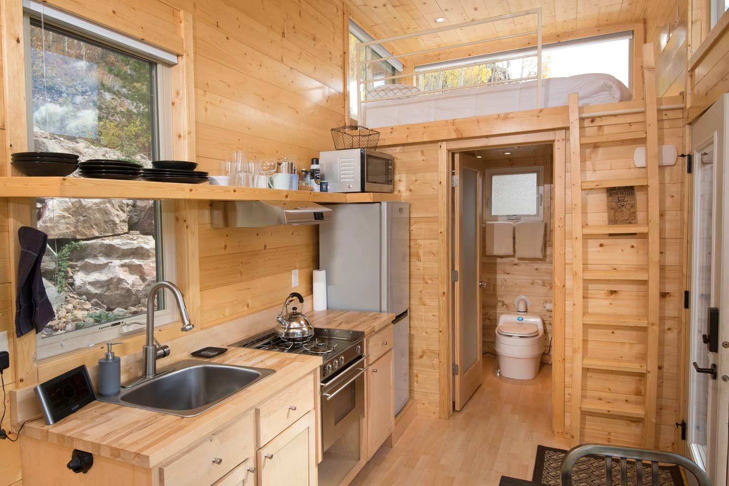 20 Tiny Houses In Colorado You Can Rent On Airbnb Today