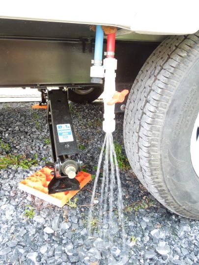 Tons Of Helpful Modifications Campers Rv Camping