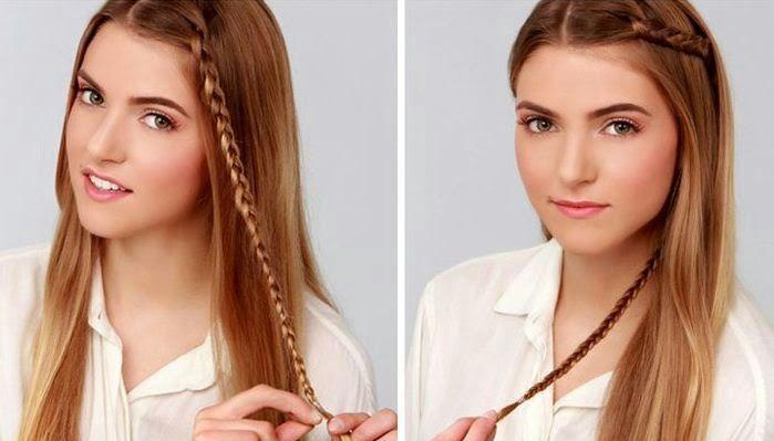 5 Peinados Faciles Para Diario Paso A Paso Peinados Peinados