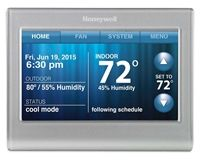 Show Details For Honeywell Rth9580wf Wi Fi Smart Thermostat With Images Smart Thermostats Thermostat Home Thermostat