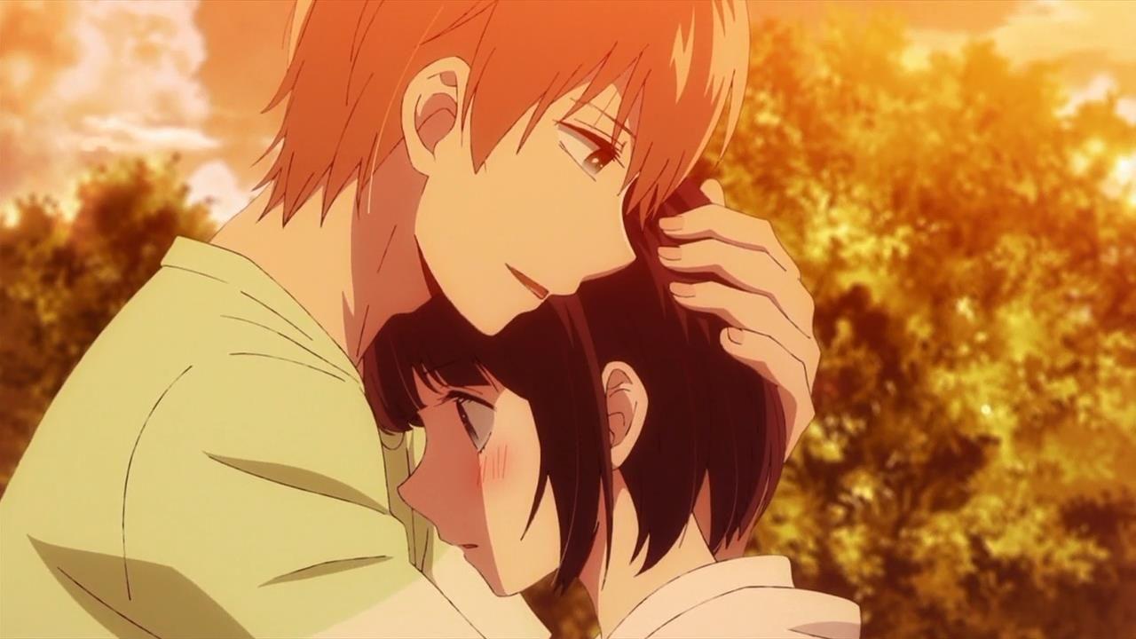 Kuzu No Honkai Scum S Wish Resenha Animais Amorosos Casais