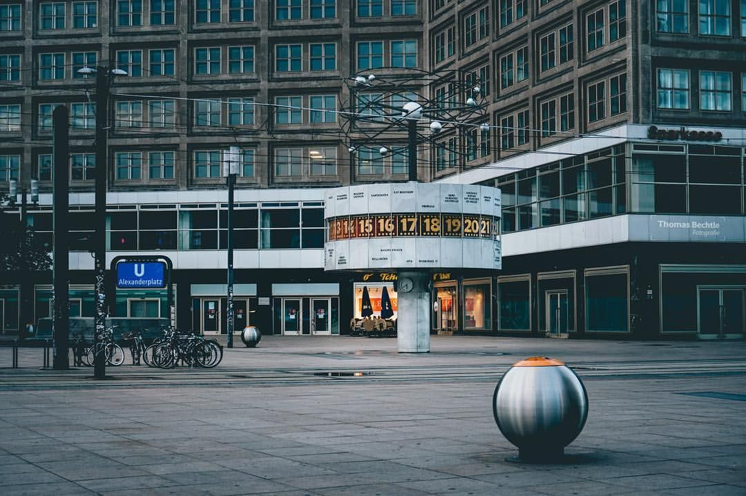Berlin Alexanderplatz Berlin Street View Street