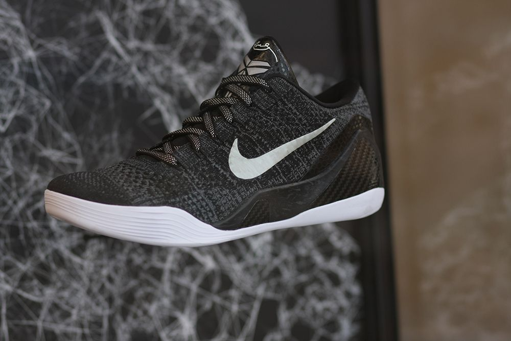 b051d406ad7d Nike Kobe 9 Elite Low HTM (Detailed Pictures