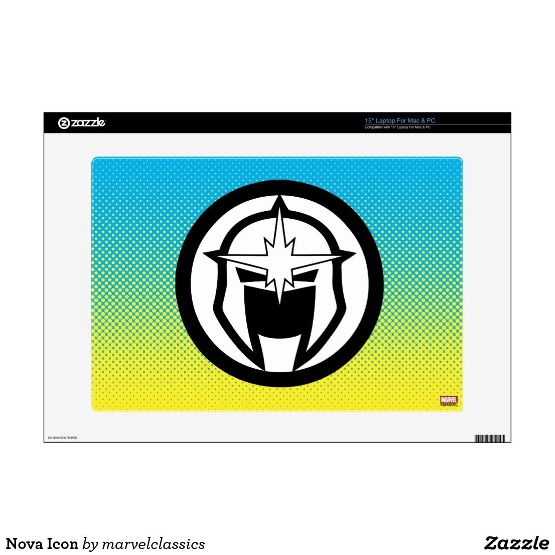 Nova Icon Skin For Laptop Skin nova, Nova