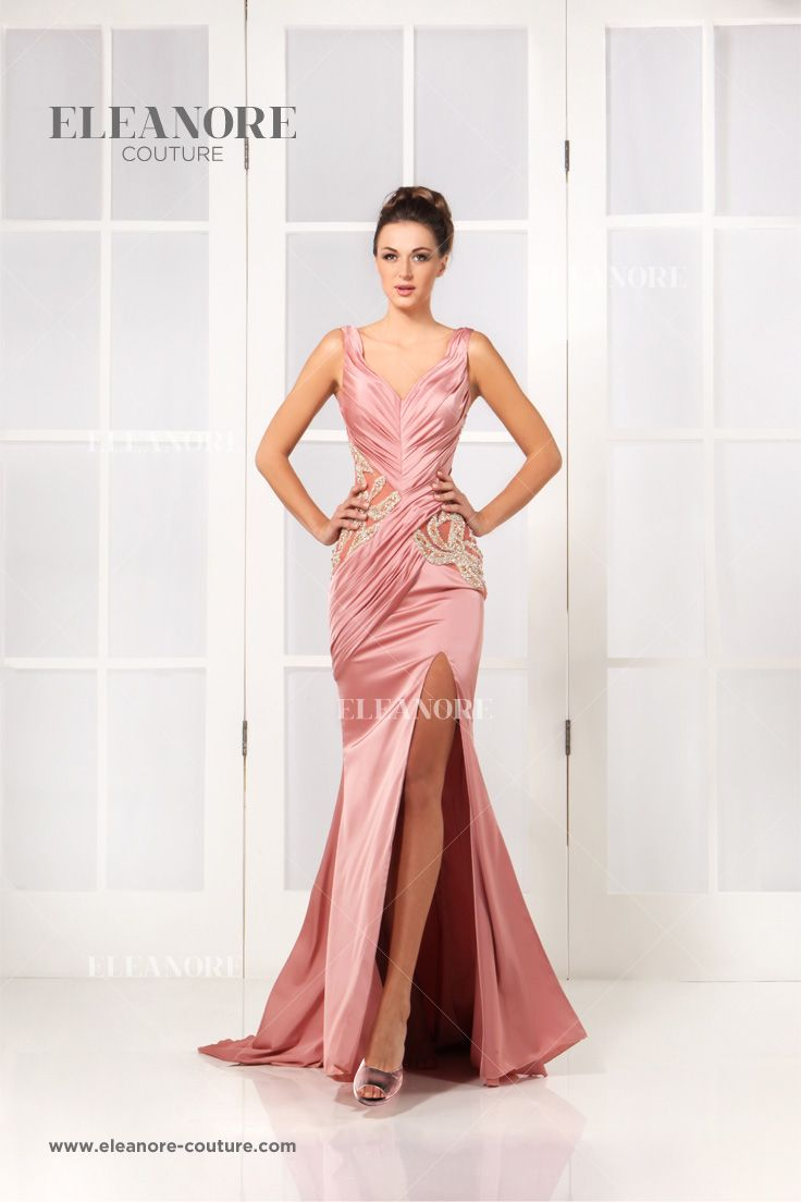 Silk Couture Dresses