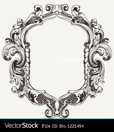 Vintage Oval Frames Vector Pesquisa Google Royal Frame Ornate Frame Vintage Frames