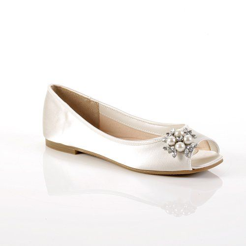 fast delivery hot new products pick up Flower Wedding Shoes: Amazon.co.uk: Shoes & Accessories ...