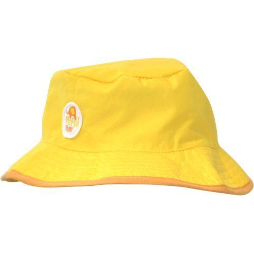 ca4042fa26ac1 Floppy Tops Ultra Compact Reversible Sun and Rain Hat (Yellow Brown) by  Floppy