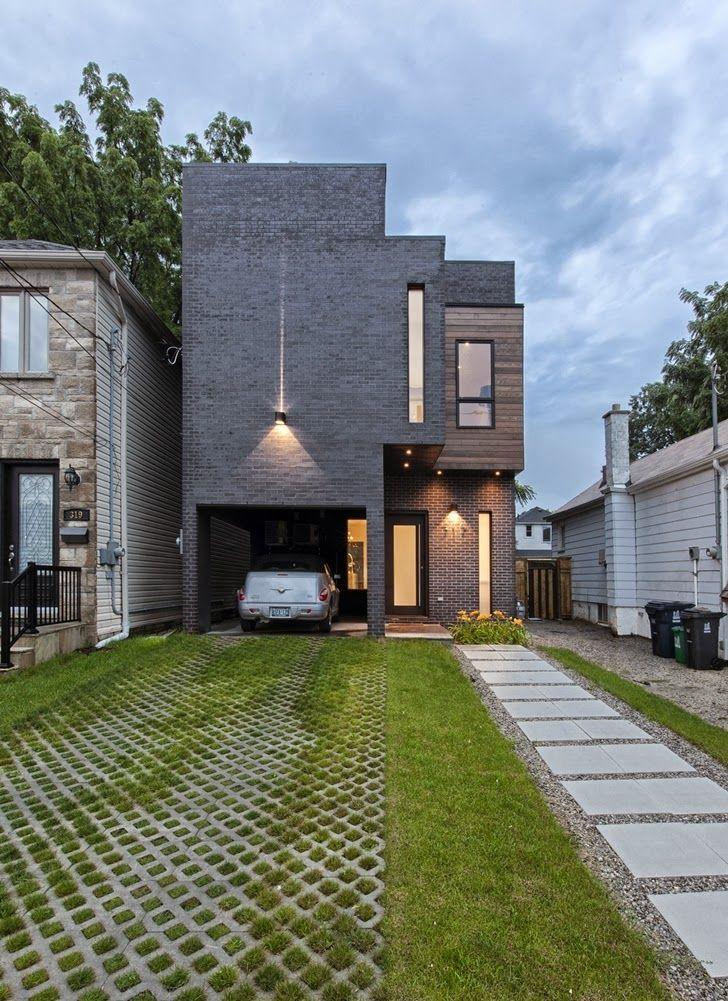 World Of Architecture Small But Creative House By Rzlbd