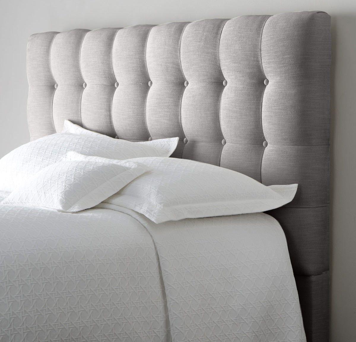 тканевое оформление изголовья кровати | спинки кровати | Pinterest ...