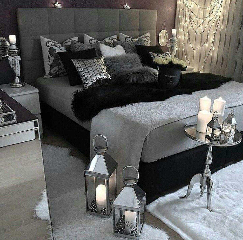Schlafzimmer Ideen, Schlafzimmer Design, Wohnzimmer, Einrichten Und Wohnen,  Wohnung Einrichten, Neue Wohnung, Inneneinrichtung, Graue Möbel, ...