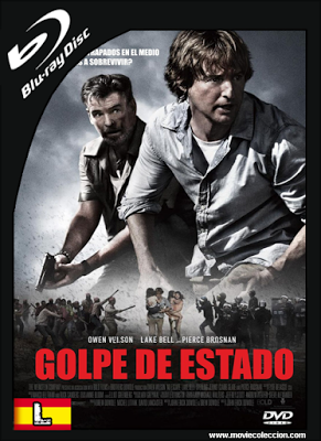 Golpe de Estado 2015 BRrip Latino