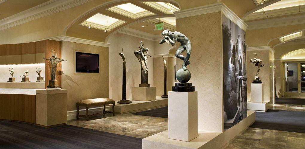Sights in Las Vegas – Bellagio Gallery. Hg2Lasvegas.com.