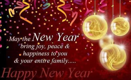 Nice Happy New Year Whatsapp DP 2017 HD Images Wishes Status Profile Pic Quotes  SMS