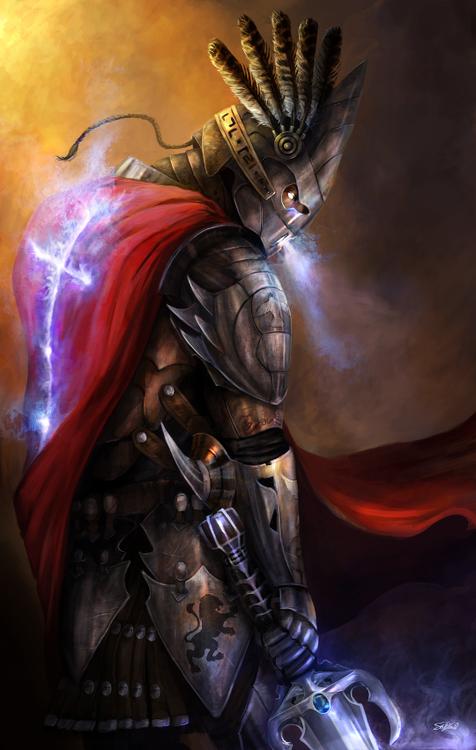 Thor Cruzadas