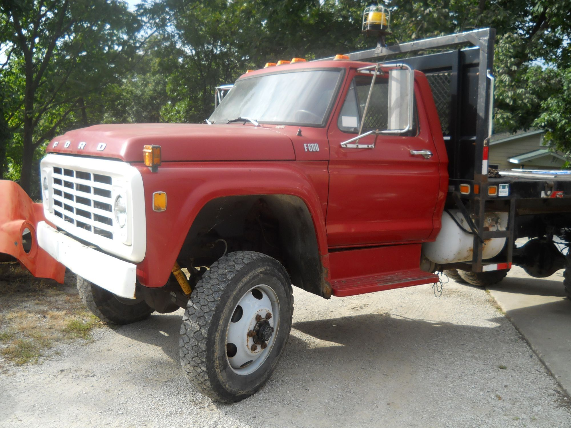 1979 Ford F 600 4x4 Ford Truck Enthusiasts Forums Ford