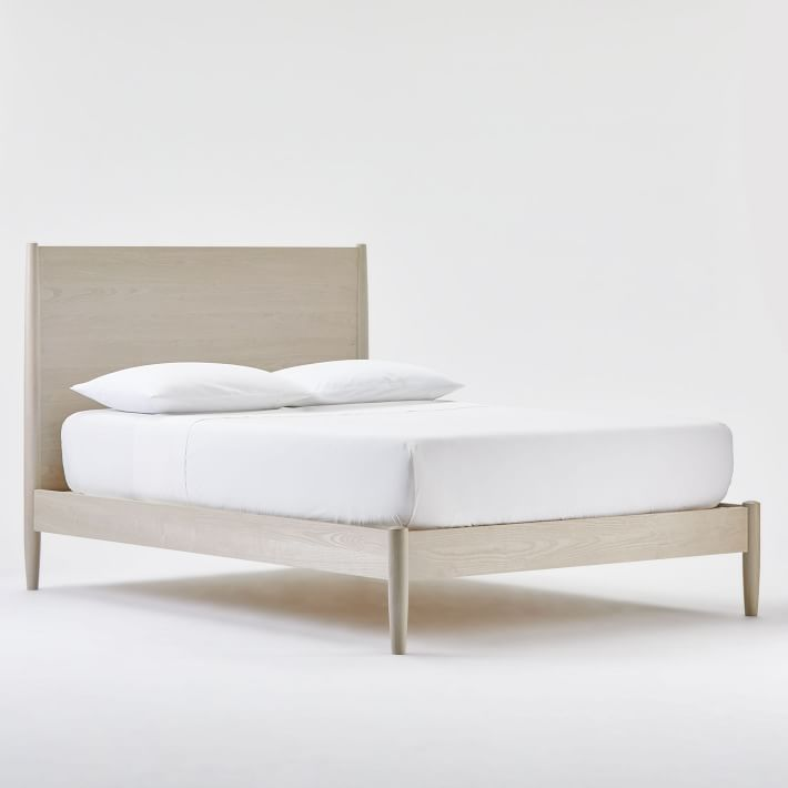 Mid Century Bed Pebble Mid Century Bed Modern Upholstered Beds Contemporary Bed Linen