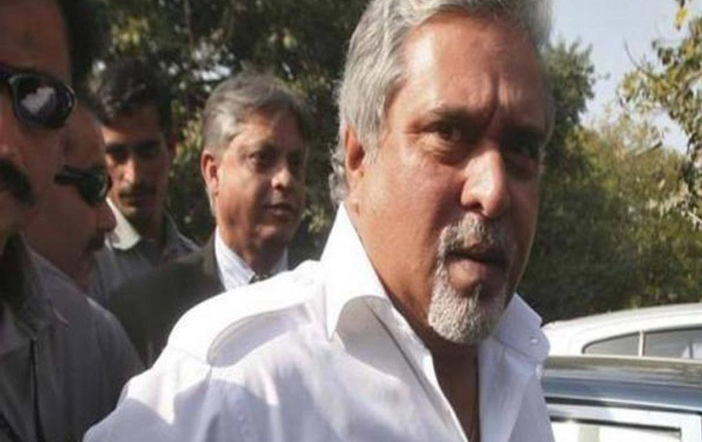 Vijay Mallya, who fled to Britain in March 2016, is accused of