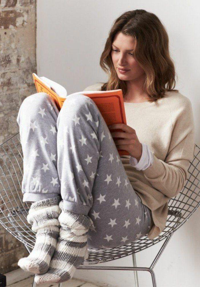 les meilleures variantes de pyjama femme en photos pinterest pyjama pilou pyjama femme et. Black Bedroom Furniture Sets. Home Design Ideas