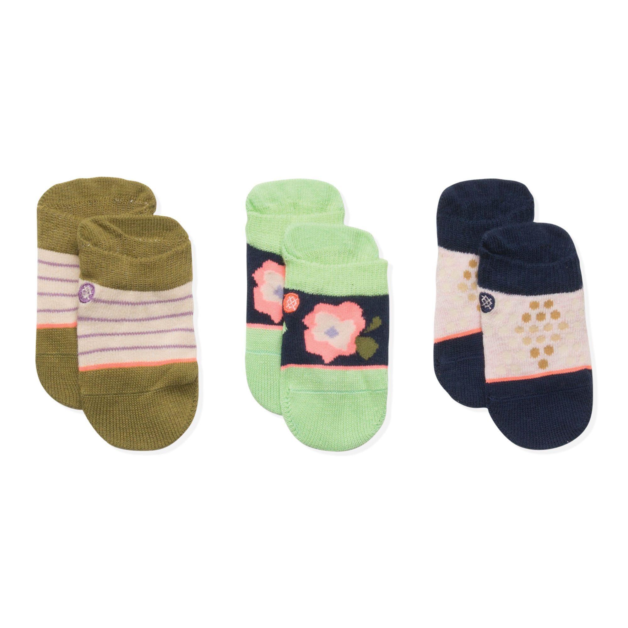 Stance X Freshly Picked Socks Box Set Baby Girls