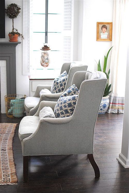 Our Guide To 5 Popular Chair Styles Home Decor Home Furniture Home Living Room