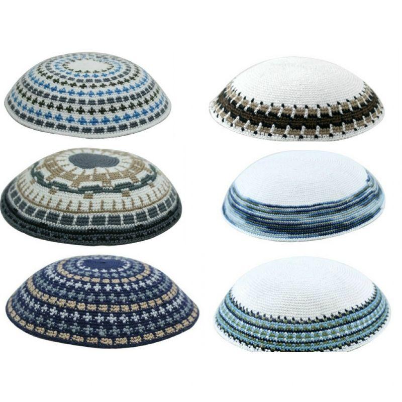 Knit Kippahs - Superior Premium Kippot | kippot | Pinterest ...
