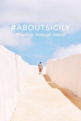 Stunning photos from a road trip through the island of Sicily.  #ItalyTravel #SicilyTrip #SicilyTravel #TravelPhotography #BeautifulPlaces #TravelDestinations