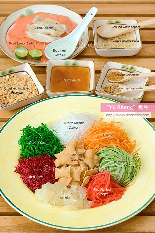 Lo hei edibles pinterest fish tossed and salad food forumfinder Images