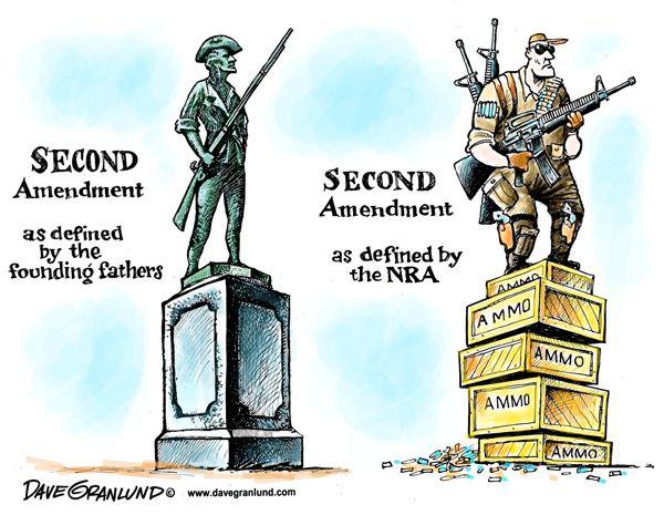 The Right's Second Amendment Lies