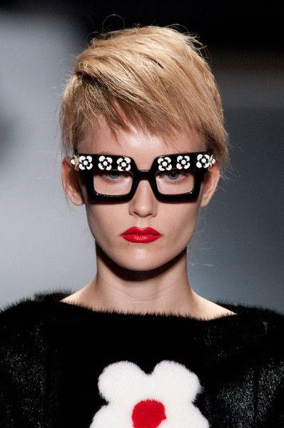 dd120ad3b323 Prada Spring 2013 - Details. Prada Spring 2013 Womens Glasses ...