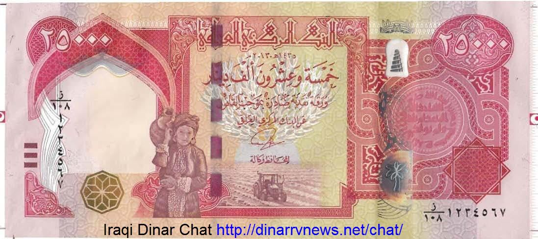 Iraqi Dinar News Rss Feed Central Bank Of Iraq Global