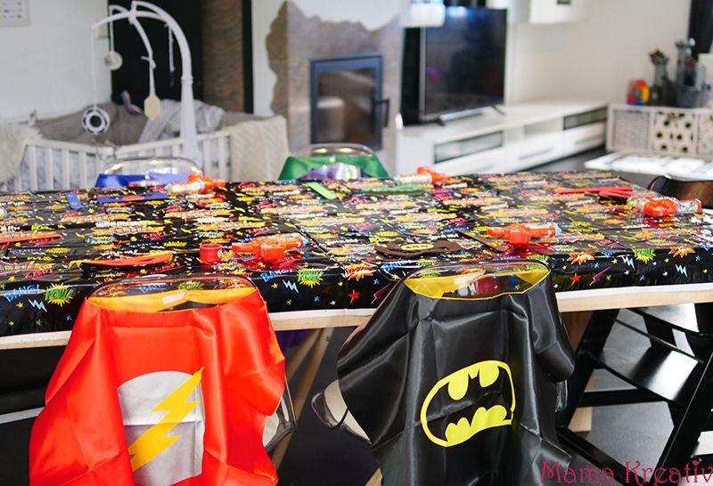 Photo of Superhero birthday ideas: decorations, games and recipes