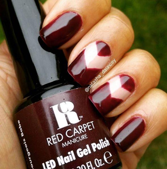 Red Carpet Manicure Bourgeois Babe Gel Polish