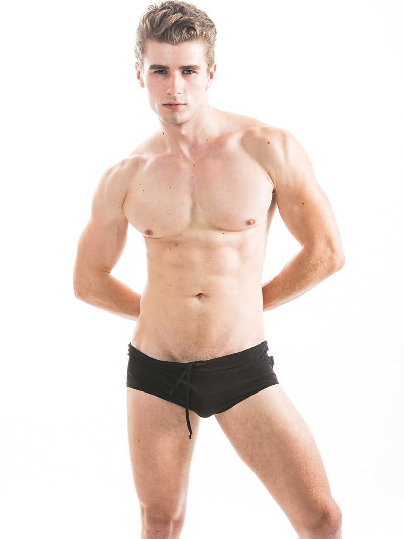 97f37f4a4e N2N Bodywear Catalina Square Cut Trunk Swimwear Black CB11 [CB11] : Buy  Men's Fashion Online, The Sexy Fashion Shop DealByEthan
